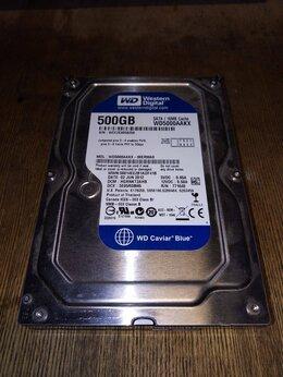 """Внутренние жесткие диски - Жесткий диск WD 500 Гб 3,5"""", 0"""