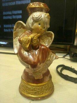Подсвечники - Подсвечник с ангелом б.у., 0