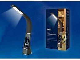 Настольные лампы и светильники - Светильник настольный Uniel TLD-542 5W(300lm)…, 0