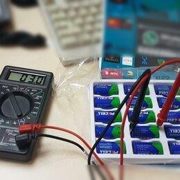 Батарейки - Батарейка типа CR123A 3V, 0