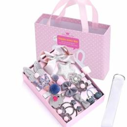 Подарочные наборы - Детский подарочный набор заколок Happy every day 999809, 0