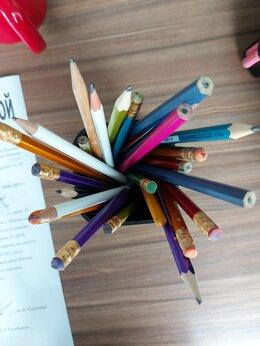 Канцелярские принадлежности - карандаши , 0