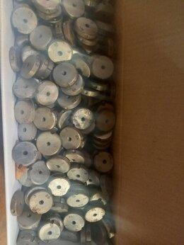 Плашки и метчики - Плашка круглая М  3*0,5 (осн.)(Росс) бесстружечная, 0
