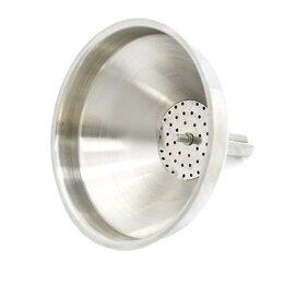 Аксессуары - Воронка металлическая с сеткой, 0