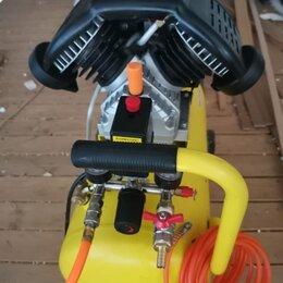 Воздушные компрессоры - Компрессор воздушный 440 л/мин, 0
