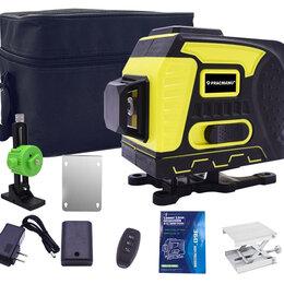 Измерительные инструменты и приборы - Лазерный уровень Pracmanu 3d, 0
