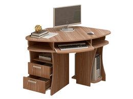 Компьютерные и письменные столы - Компьютерный стол СКУ-12 ЛДСП, 0