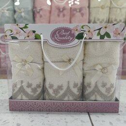 Полотенца - Подарочный набор полотенец , 0