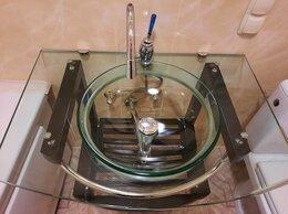 Полки, стойки, этажерки - раковина стеклянная подвесная тумба для ванной…, 0