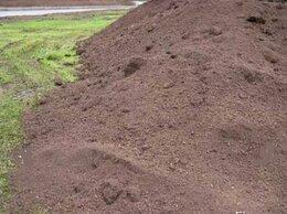 Субстраты, грунты, мульча - Земля плодородная чернозём, 0
