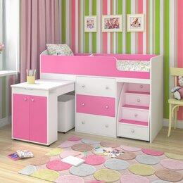 Кровати - Кровать-чердак Малыш (фабрика Ярофф), 0