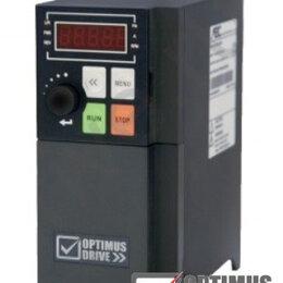 Преобразователи частоты - Частотный преобразователь 2,2кВт 220В для подключения трехфазного двигателя, 0