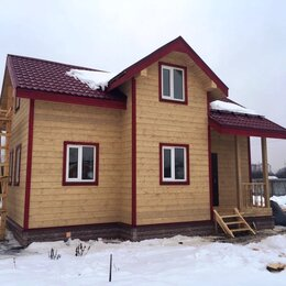 Готовые строения - Дачный дом 9 8, 0