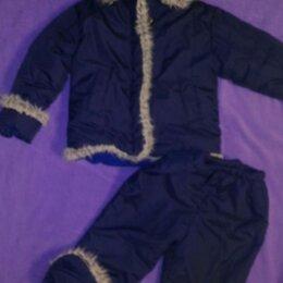 Комплекты верхней одежды - Зимний костюм р100-110, 0