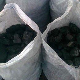 """Топливные материалы - Уголь каменный дпк """"кулак"""" просеянный в мешках, 0"""