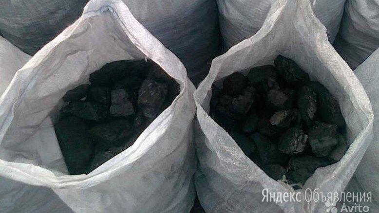 """Уголь каменный дпк """"кулак"""" просеянный в мешках по цене 220₽ - Топливные материалы, фото 0"""