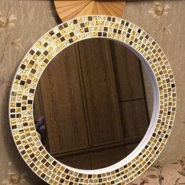 Зеркала - Зеркала в мозаичной раме, готовые и на заказ, 0