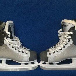 Коньки - Хоккейные коньки Graf 205, 0