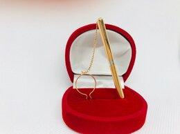 Запонки и зажимы - Золотой зажим для галстука 585 пробы. Массой…, 0