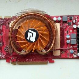 Видеокарты - Видеокарта 512 Мб ATI (AMD) Radeon HD 3870, 0
