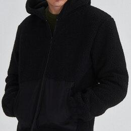 Куртки - Новая Куртка из искусственного меха с Капюшоном, 0