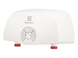 Водонагреватели - Водонагреватель 3.5 кВт проточный Electrolux, 0