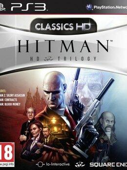 Игры для приставок и ПК - Видеоигра HITMAN: HD Trilogy (PS3) USED Б/У, 0