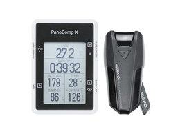 Велокомпьютеры - Велокомпьютер TOPEAK PanoComp X Bluetooth Smart…, 0