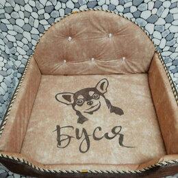 Лежаки, домики, спальные места - Лежанка для собаки, 0