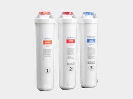 Фильтры для воды и комплектующие - Комплект картриджей Гейзер Смарт Макс, 0