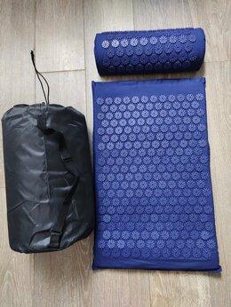 Массажные матрасы и подушки - Массажный коврик+валик, 0