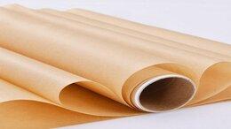 Фольга, бумага, пакеты - Бумага для выпечки 38смх50м (импортное сырье…, 0