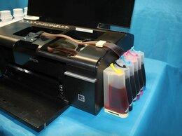 Принтеры и МФУ - Epson P50 с снпч (100 тест дюз), 0