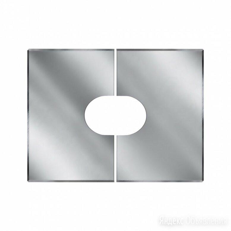 Фланец без изоляции V50R разрезной 0/20? D104/200 (Вулкан) по цене 2408₽ - Дымоходы, фото 0