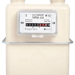 Счётчики газа - Cчетчик газа NPM G4 1 1/4 Левый 2021 год, 0
