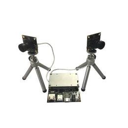 Промышленные компьютеры - Платформа Nvidia Jetson TX2/TX1 с камерой Sony Imx, 0
