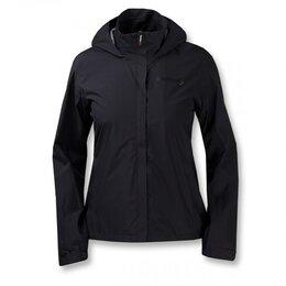 Куртки - Женская ветровка Red Fox Wind Shell, 1000/черный, 0