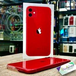 Мобильные телефоны - iPhone 11 128Gb red (красный), 0