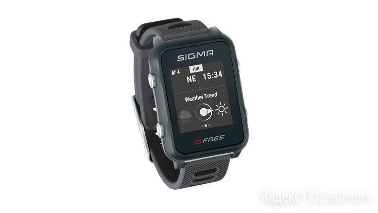 Мультиспортивные часы Sigma ID.FREE по цене 12090₽ - Умные часы и браслеты, фото 0