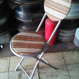 Походная мебель - стульчик складной походный, 0