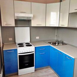 Мебель для кухни - Кухня угловая. Фасады пластик. Есть другие цвета., 0