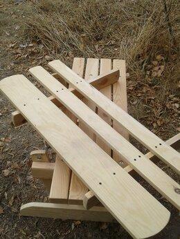 Скамейки - лавочка деревянная 125х 40х32 см., 0