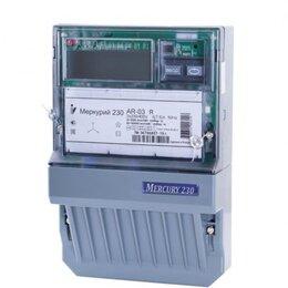 Счётчики электроэнергии - Электросчетчики марки Меркурий (спец), 0