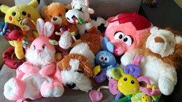 Мягкие игрушки - Мягкие игрушки пакетом, 0
