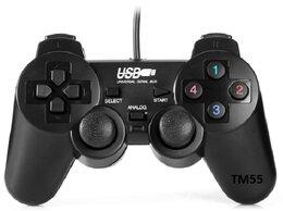 Рули, джойстики, геймпады - Джойстик -Геймпад игровой USB-ПК (PCG03), 0