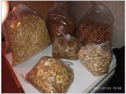 Продукты - Орехи и сухофрукты (доставка по возможности), 0