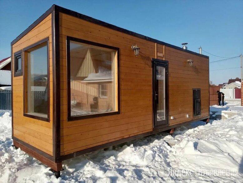 Мобильная Баня  - Дачный Домик по цене 320000₽ - Готовые строения, фото 0