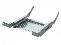 Кабеленесущие системы - ДКС USF014ZL Угол для листового лотка вертик.…, 0