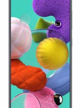 Мобильные телефоны - Смартфон Samsung Galaxy A51 128 ГБ черный, 0