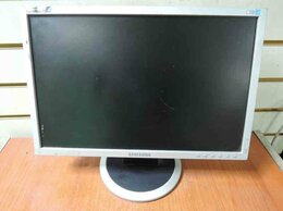 Мониторы - Монитор с дефектом ЖК 19'' 16:10 Samsung 920NW чер, 0